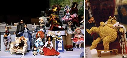 Выставка кукол в Киеве. Авторская кукла купить