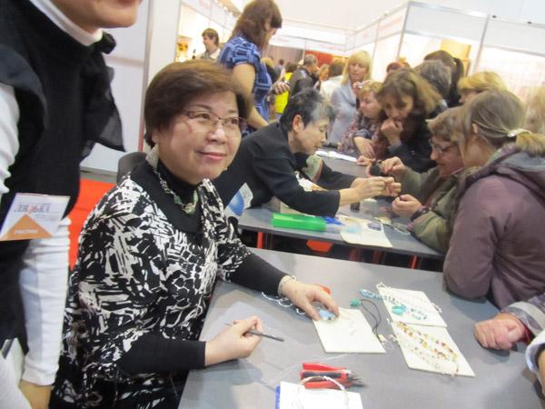 выставка бисероплетения в Киеве, мастер-классы по бисероплетению, выставка рукоделия в Киеве, конкурсы